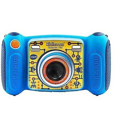 VTech Kidizoom Fun Camera Pix for Kids, Blue, New   FREE FAST PRIORITY SHIPPING!