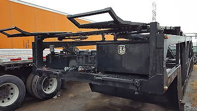 1998 Orange Blossom 53ft 7 Car Hauler SELF SUSTAINED (NO PUMP NEEDED)
