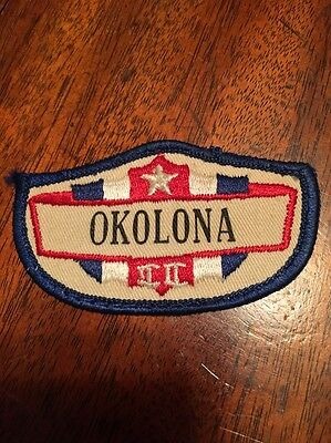 Okolona Mississippi Patch