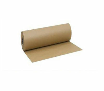 1 Roll Of BROWN KRAFT Paper 88gsm - Roll Size 750mm x 20m
