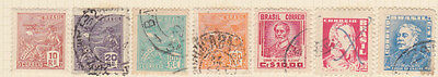 BRAZIL - 7 Stamps as shown