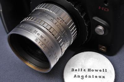 Angenieux 1 inch (25mm) f/0.95 C-Mount Cine Bolex M4/3 NEX BMPCC Camera Lens
