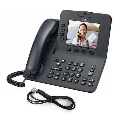 Cisco Unified 8941 IP Phone in Grey (CP-8941-K9) - A Grade