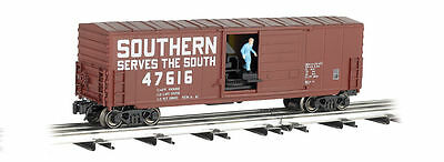 williams 47979 O gauge Southern Operating box car, Cheapest on eBay MSRP 159.95