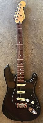 1992 - 1999 Fender Stratocaster American Electric Guitar FN Series Black USA