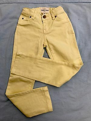Girls Country Road Colored Jean Size 4