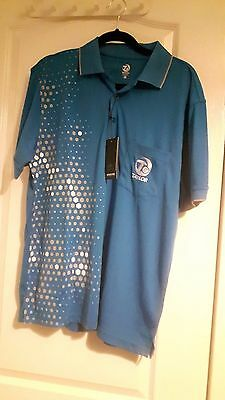 Thomas Taylor Bowls Dark Blue Sports Top/shirt - Size M