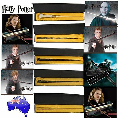 Metal Magic Stick Cosplay For Lord Voldemort/Harry Potter Magical Wand Lot GB @#
