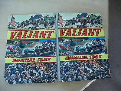 Valiant Annual 1967 - Unclipped