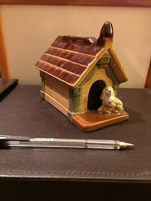 VINTAGE WADE KENNEL MONEY BOX with Box