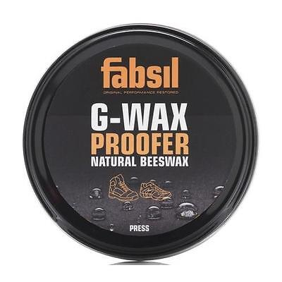 Graingers Fabsil G-Wax Boot & Shoe Reproofer/waterproofer/conditioner/dubbin