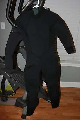 Excel 7mm Mens Wetsuit Small