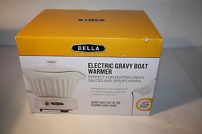 Bella Electric Gravy Boat Warmer for Gravy, Sauces, Syrups - NEW IN BOX