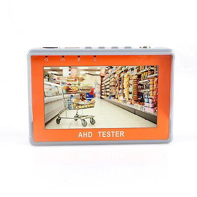 "4.3"" HD 1080P AHD CCTV Camera Test Display Monitor Tester DC 12V-Output"