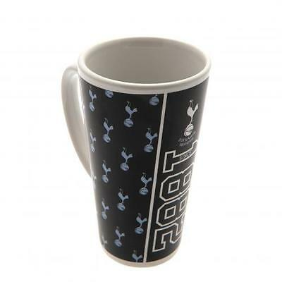 Official Licensed Football Product Tottenham Hotspur Latte Mug Coffee Gift New