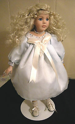 """20"""" Cassidy Show Stoppers Porcelain Doll , Florence Maranuk Collection LE99/2000"""