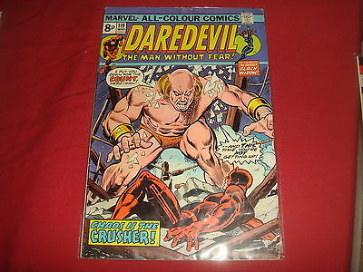 DAREDEVIL #119  Marvel Comics 1975   FN