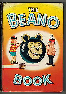 BEANO ANNUAL 1965 from Beano Comic  -  unclipped no inscription