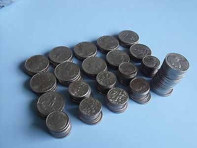 U S A  HOLIDAY CHANGE,   $20,   20 dollars in coins,