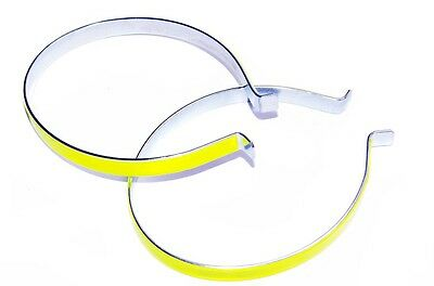 Adie Reflective Trouser Clips / Bands RRP £4.95