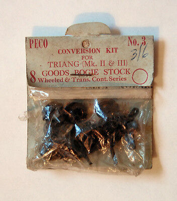 Vintage PECO conversion kit no.3 for Tri-ang - good condition collectable
