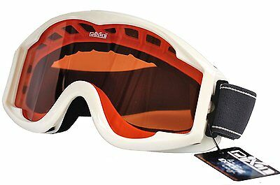 Ski Goggles With Low Light Mercury Cylindrical Lens Adults Size Cartina