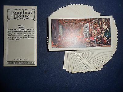 5 Sets Trade Cards In Very Good/excellent Condition.