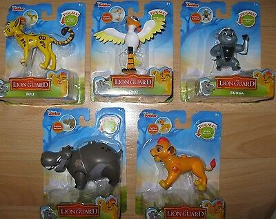Lion Guard - Single Character Figure - Please Choose - One Supplied