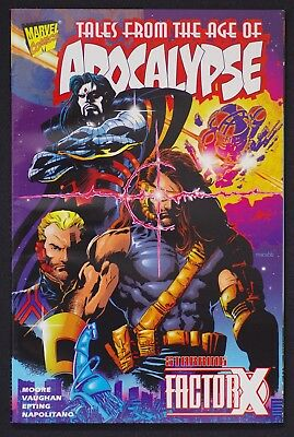 Tales From The Age Of Apocalypse NM Marvel Comics 1997 1ST BRIAN K VAUGHN X Men