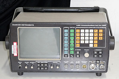 As-Is - Marconi 2955 Radio Communications Test Set