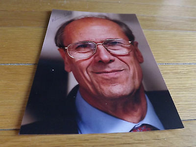 Lord Norman Tebbit 17cm x 12cm Photo Signed Autograph Conservative Undedicated
