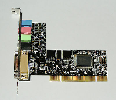 25 x Startech PCI Sound card with game/midi port