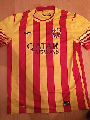 Maillot FC Barcelone barça taille L