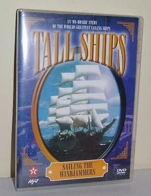 Tall Ships Sailing The Windjammers Dvd