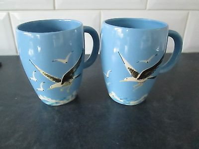2 Lovely Torquay ,babercombe  Mugs,see Scan