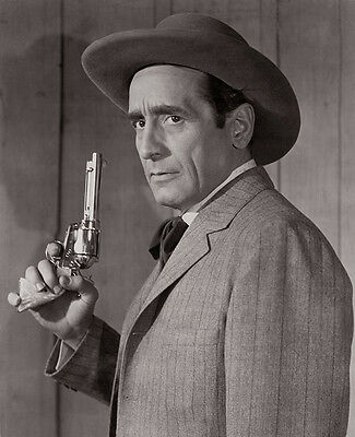 Victor Jory - Cave of Outlaws (1951) - 8 1/2 X 11