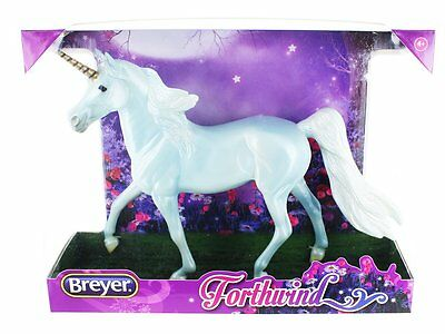 Breyer Classic 2017 Horse-Unicorn-Forthwind-New in Perfectly Conditioned Box