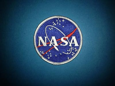 New Old Stock NASA Logo Hat Jacket Flight Suit Backpack Collectors Patch Crest