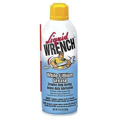 Liquid Wrench White Lithium Grease Can Safe Diversion Safe