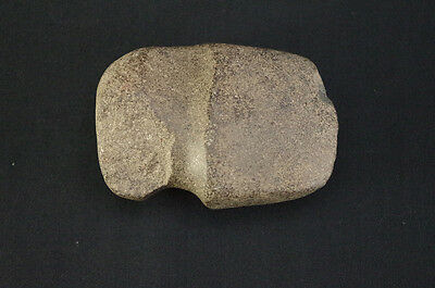 A Stone Axe Head found by Frank Latta, Native American Indian, Circa: 1600