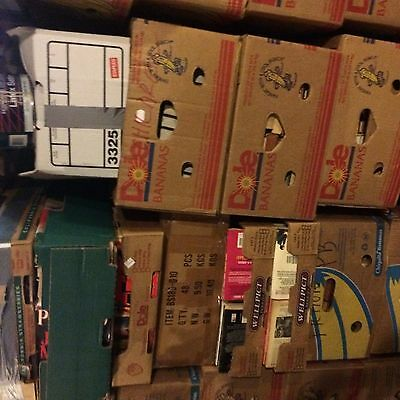 500 Boxes of Used Books 15000 + Lot A