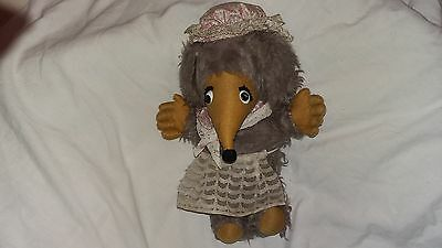 Womble Madame Cholet Rare Vintage Toy