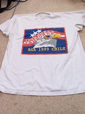 19th World Scout Jamboree - Boy Scouts of America T Shirt