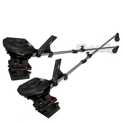 Two Scotty 1106 Depthpower Electric Downriggers - 2pk - Fishing Rod Holder