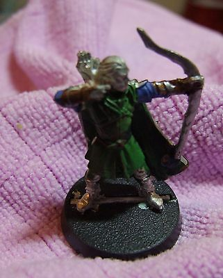 LEGOLAS #A - Metal WARHAMMER Lord of the Rings LOTR