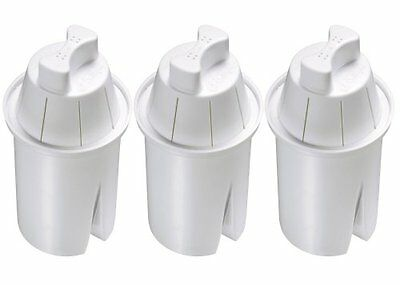 Culligan PR-3U Level 2 Universal Pitcher Filter Replacement 3-Pack, New