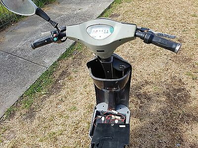 ELECTRIC BIKE SCOOTER  as is..... ready today Frank 0414 344 969