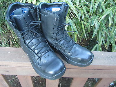 Haix  Ul Certified, Steel Toe, 8.5M, Good Condition