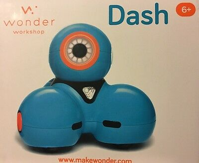 Wonder Workshop Dash Robot NEW