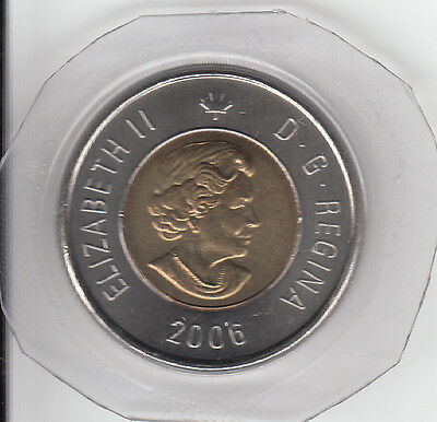 2006 Canada 2 Dollars Sealed From Mint Set